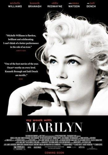 mi semana con marilyn - película