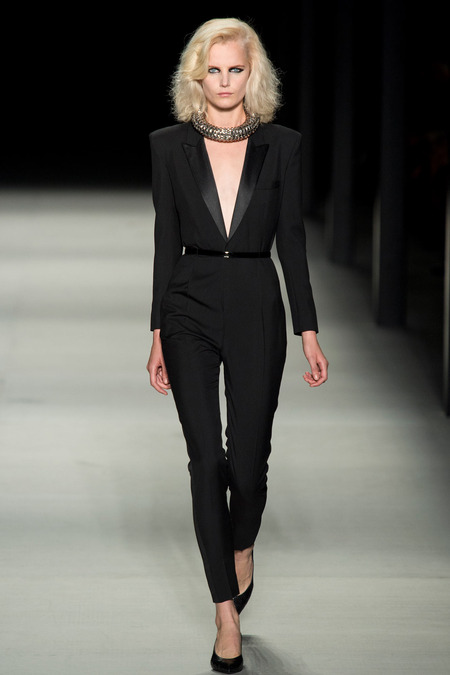 Propuesta de Saint Laurent