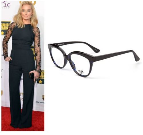 gafas cat eye critics choice awards