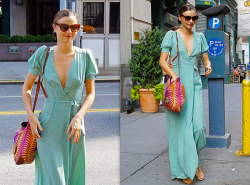 celebrity-street-style-miranda-kerr-summer-dress-2012
